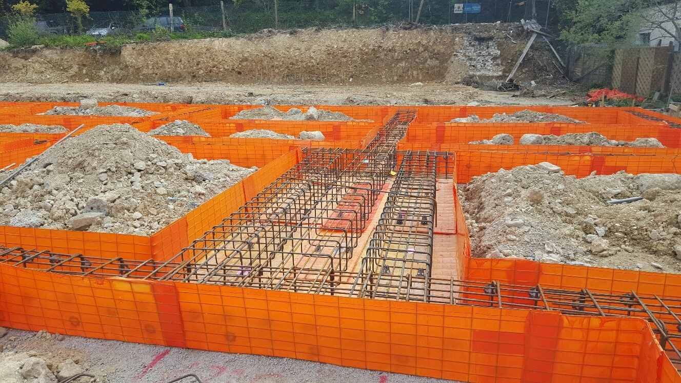 Permanent Formwork by Devoran Metals